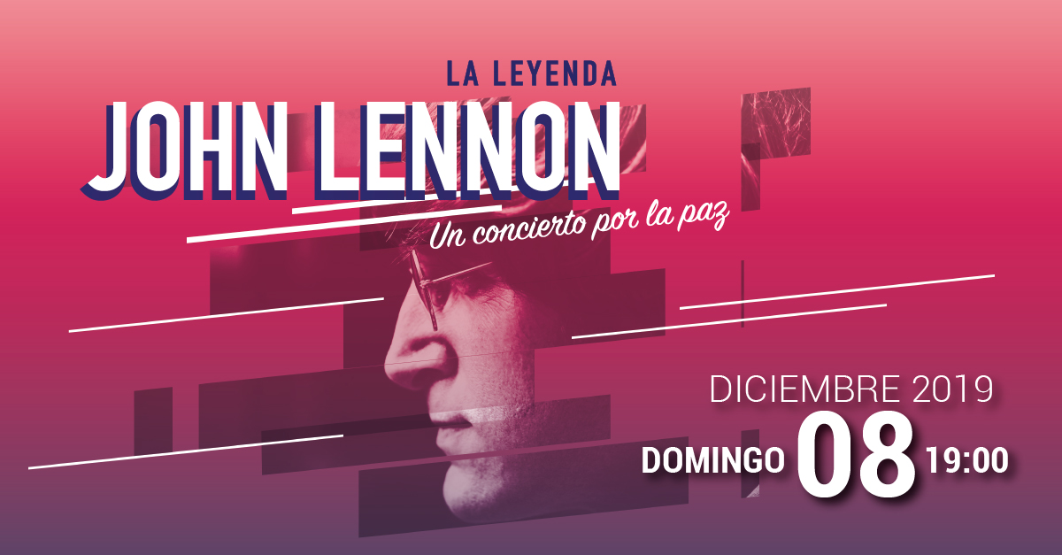 JOHN LENNON, UN CONCIERTO POR LA PAZ