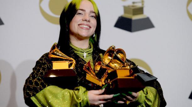 Ganadores de los Grammy Awards 2020 en las principales categorías