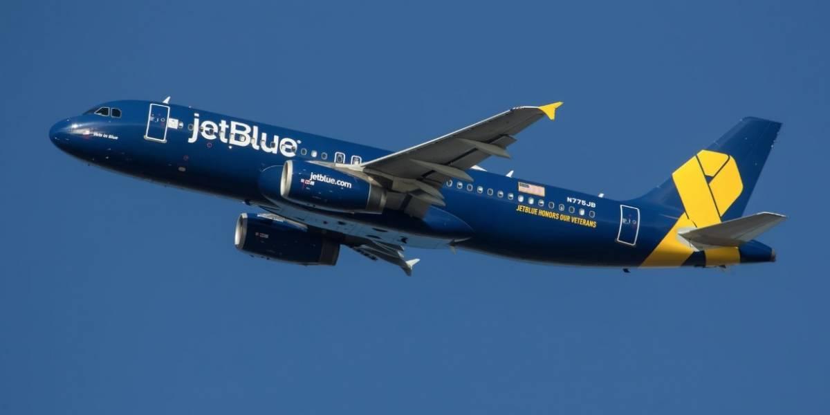 JetBlue celebra sus 20 años con pasajes desde $20