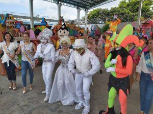Desfile de carnaval 2020 en Guayaquil será este sábado 22 de Febrero