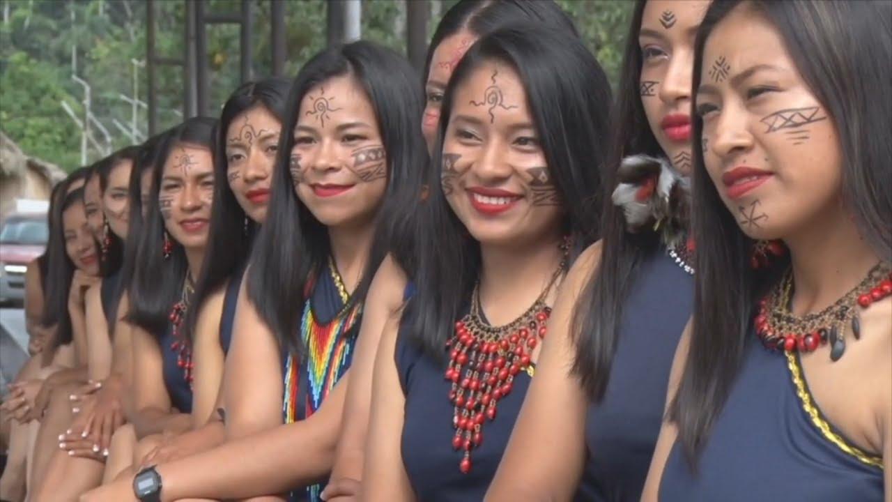 Policía Nacional del Ecuador gradúa a 106 mujeres amazónicas