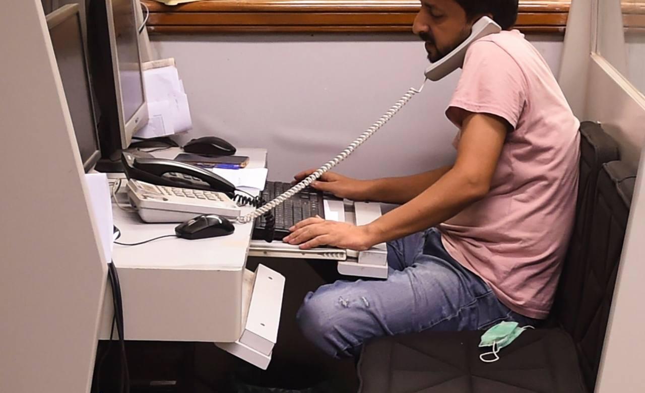 Hallan en Guayaquil una oficina con un sistema clandestino de telefonía internacional