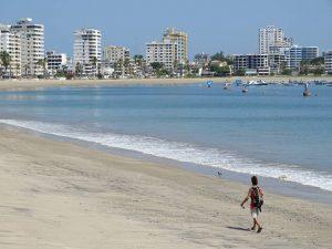Desde el 22 de julio las playas de Ecuador podrán recibir a bañistas
