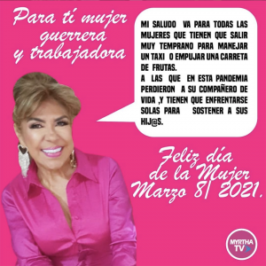 DIA INTERNACIONAL DE LA MUJER 8 DE MARZO