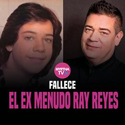 Fallece  el ex Menudo Ray Reyes