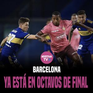 BARCELONA YA ESTÁ EN OCTAVOS DE FINAL