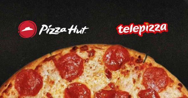 Pizza Hut y Telepizza se unen para dar lo mejor de Ambos