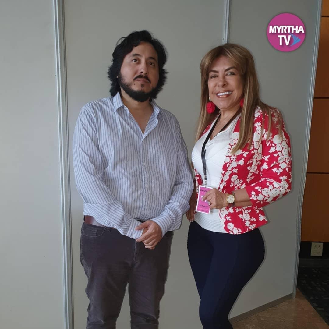 ERNESTO CARRIÓN GANADOR DE LA V EDICIÓN FERIA INTERNACIONAL DEL LIBRO 2019