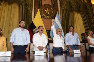 EX ALCALDE DE GUAYAQUIL AB. JAIME NEBOT CONVOCA A CONCENTRACIÓN HOY 9 DE OCTUBRE