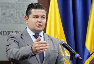 Juan Sebastián Roldán asegura que el Gobierno no tiene candidato para las próximas elecciones