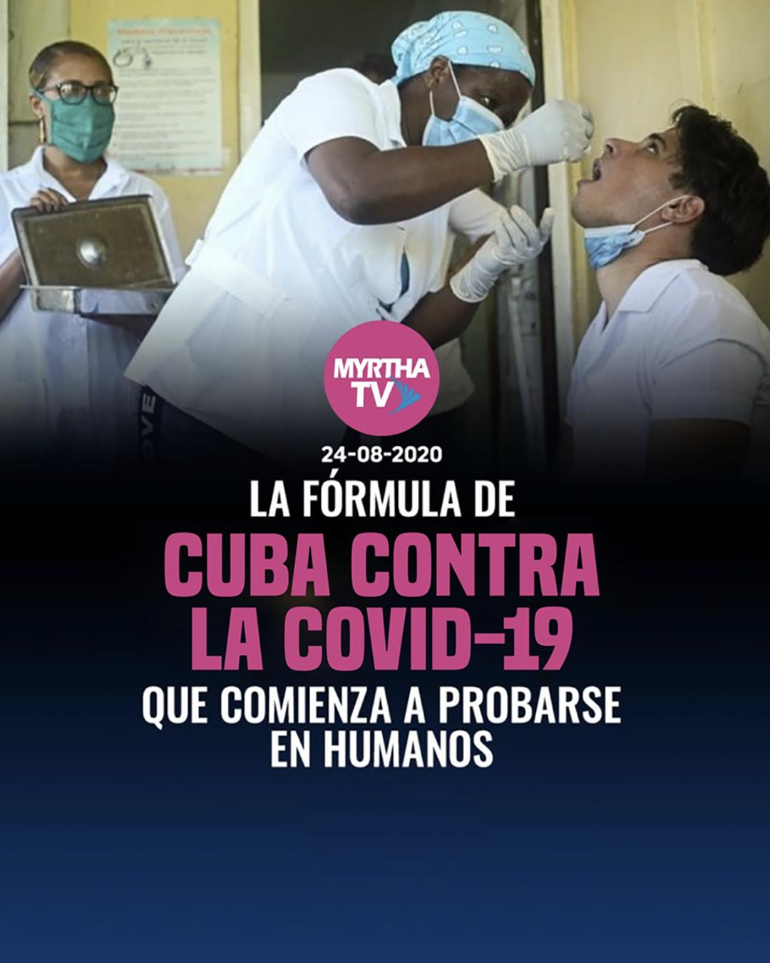 LA FÓRMULA DE CUBA CONTRA LA COVID-19